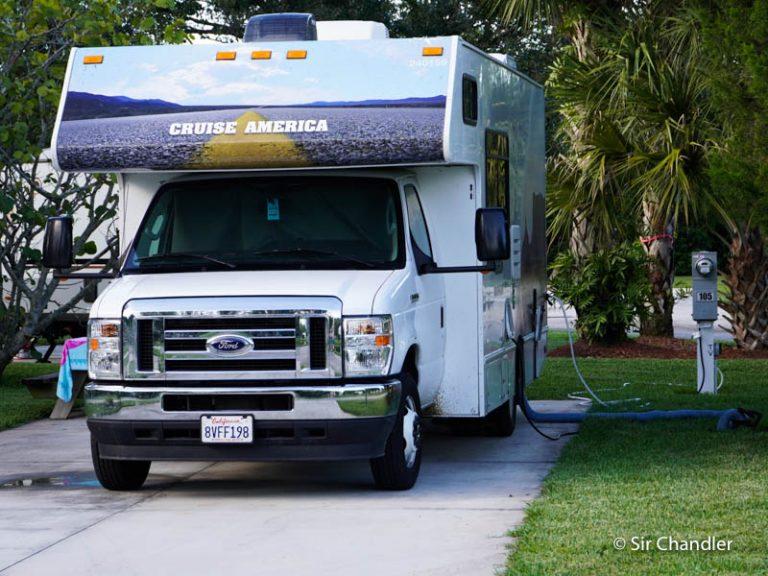 El balance del viaje con la caravana de Cruise America en Estados Unidos