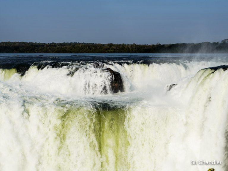 La visita a las Cataratas del Iguazú con los protocolos