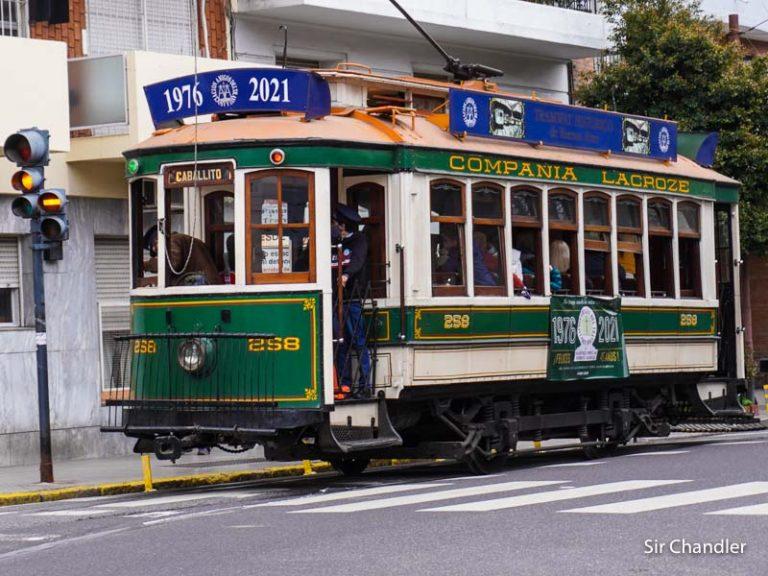 El tranvía histórico de Buenos Aires, una joya algo escondida de la ciudad