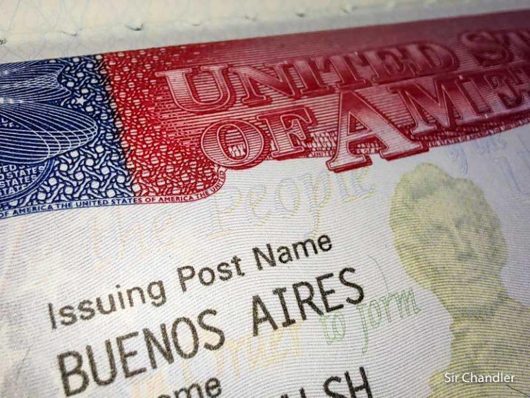 Entrando a la embajada de Estados Unidos por una VISA después de muchos años
