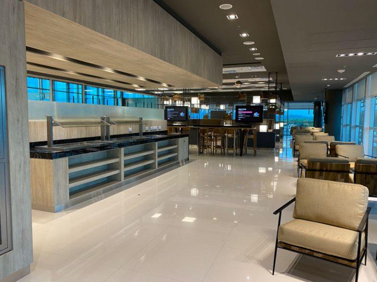 Los salones VIP que están abiertos en Ezeiza