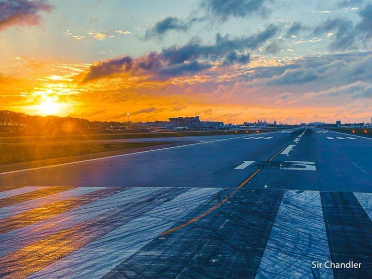 La confusión de los cupos y la libertad nueva de los vuelos